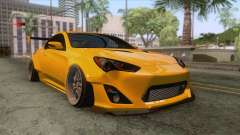 Hyundai Genesis GT Sport Concept 2013 for GTA San Andreas