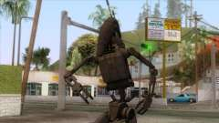 Star Wars - Shadow Droid Skin for GTA San Andreas