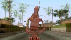 Star Wars - Geonosis Droid Skin for GTA San Andreas