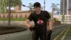 SecuroServ Skin 2 for GTA San Andreas