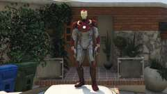 Iron Man Mark 47 1.3 for GTA 5