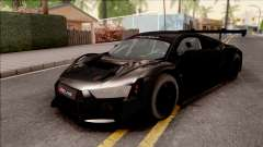 Audi R8 LMS for GTA San Andreas