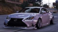 Lexus RC350 Rocket Bunny for GTA 5