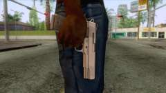 Smith & Wesson 45 ACP Revolver for GTA San Andreas