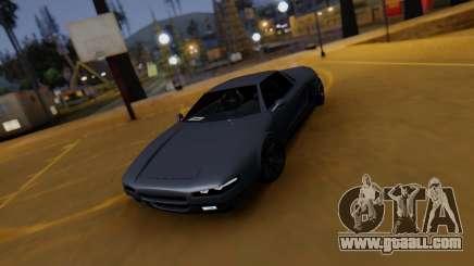 Infernus Rocket Bunny v2 by zveR for GTA San Andreas