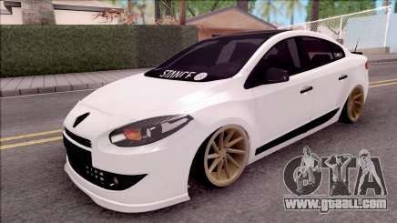 Renault Fluence l Ogznnaltnn for GTA San Andreas