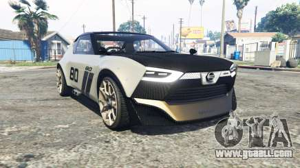 Nissan IDx Nismo concept [replace] for GTA 5
