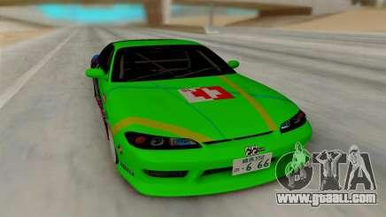 Nissan Silvia for GTA San Andreas