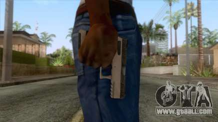 Sphinx SDP Pistol for GTA San Andreas