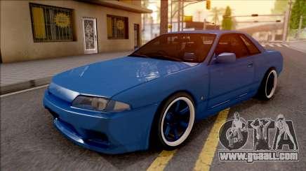 Nissan Skyline R32 v2 for GTA San Andreas