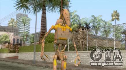 Star Wars - Droid Engineer Skin v1 for GTA San Andreas