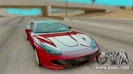 Ferrari GTC4Lusso T 2017g for GTA San Andreas