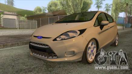 Ford Fiesta Trend for GTA San Andreas
