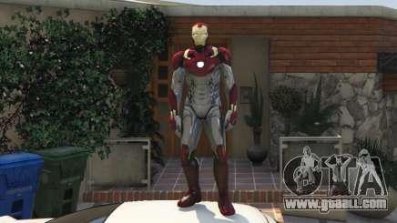 Iron Man Mark 47 1.3 for GTA 5