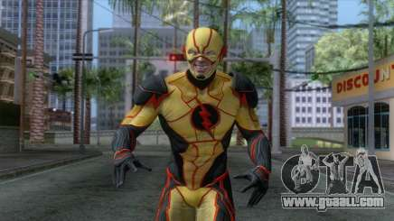 Injustice 2 - Reverse Flash v2 for GTA San Andreas