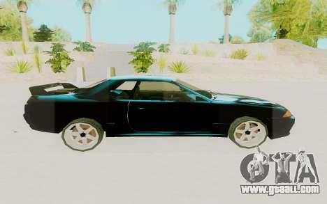 Nissan Skyline GT R32 for GTA San Andreas