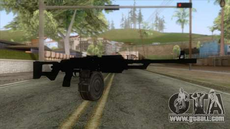GTA 5 - MG Assault Rifle for GTA San Andreas
