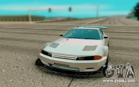 Nissan Skyline R32 GTR for GTA San Andreas