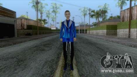 New Sbfyri Skin for GTA San Andreas second screenshot