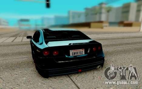 Honda Civic for GTA San Andreas