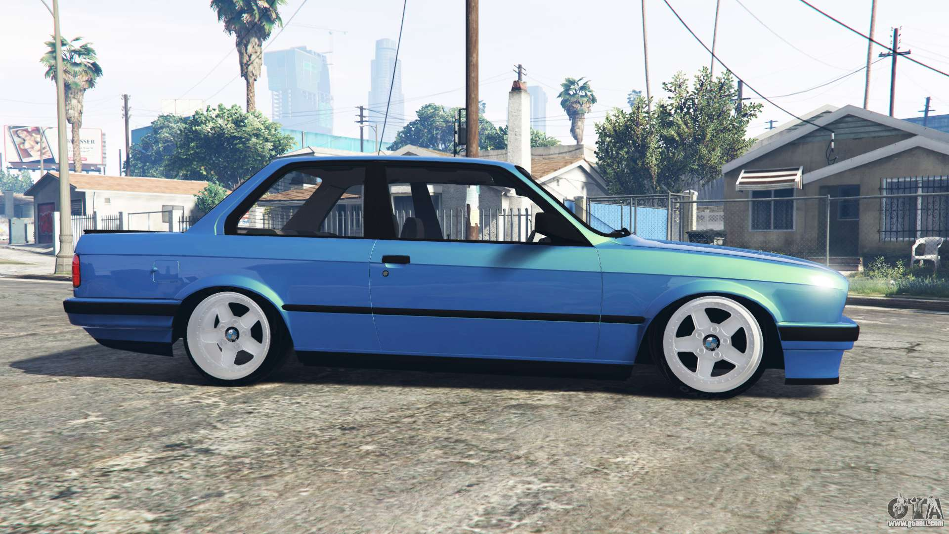BMW M3 (E30) replace for GTA 5
