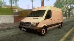 Mercedes-Benz Sprinter 2017 for GTA San Andreas