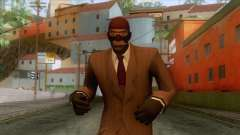 Team Fortress 2 - Spy Skin v2 for GTA San Andreas