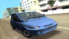 Fiat Multipla for GTA Vice City