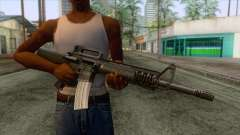 M16A4 Assault Rifle for GTA San Andreas