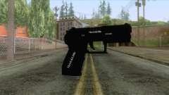 GTA 5 - Combat Pistol for GTA San Andreas