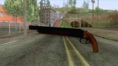 GTA 5 - Double Barrel Shotgun for GTA San Andreas