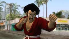 Dragon Ball - Mr. Satan Skin for GTA San Andreas