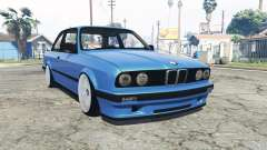 BMW M3 (E30) [replace] for GTA 5