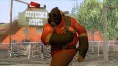 Team Fortress 2 - Pyro Skin v2 for GTA San Andreas