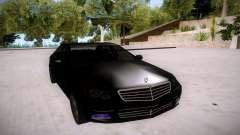 Mercedes-Benz C Class for GTA San Andreas