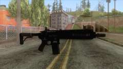 GTA 5 - Carbine Rifle for GTA San Andreas
