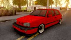 Volkswagen Golf MK4 Izmir Job for GTA San Andreas