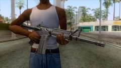 Colt Commando Carbine for GTA San Andreas
