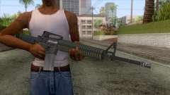 AMR-16 Assault Rifle for GTA San Andreas