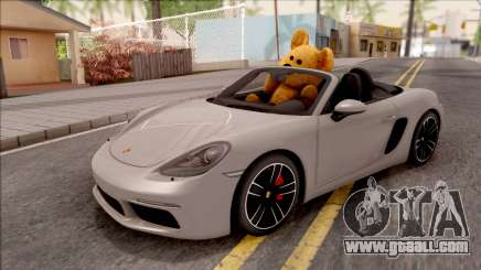 Porsche Boxter S 2017 v3 for GTA San Andreas