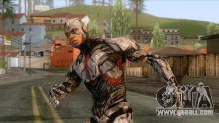 Injustice 2 - Cyborg for GTA San Andreas