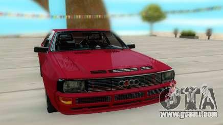 Audi Sport Quattro for GTA San Andreas