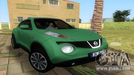 Nissan Juke for GTA Vice City