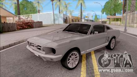 Ford Mustang Fastback 1968 for GTA San Andreas