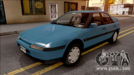 Mazda 323F 1992 for GTA San Andreas