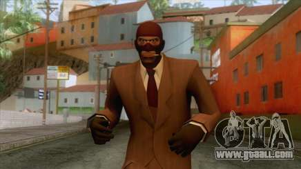Team Fortress 2 - Spy Skin v2 for GTA San Andreas