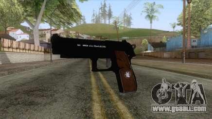 GTA 5 - Pistol for GTA San Andreas