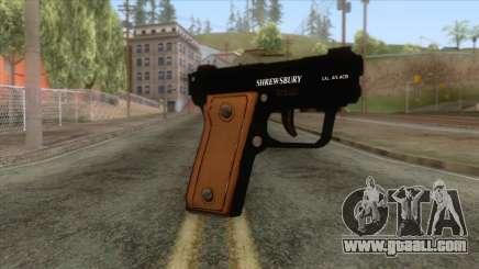 GTA 5 - SNS Pistol for GTA San Andreas