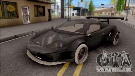 Rocketbunny Turismo v2 for GTA San Andreas
