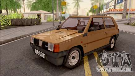 Fiat Panda Supernova for GTA San Andreas